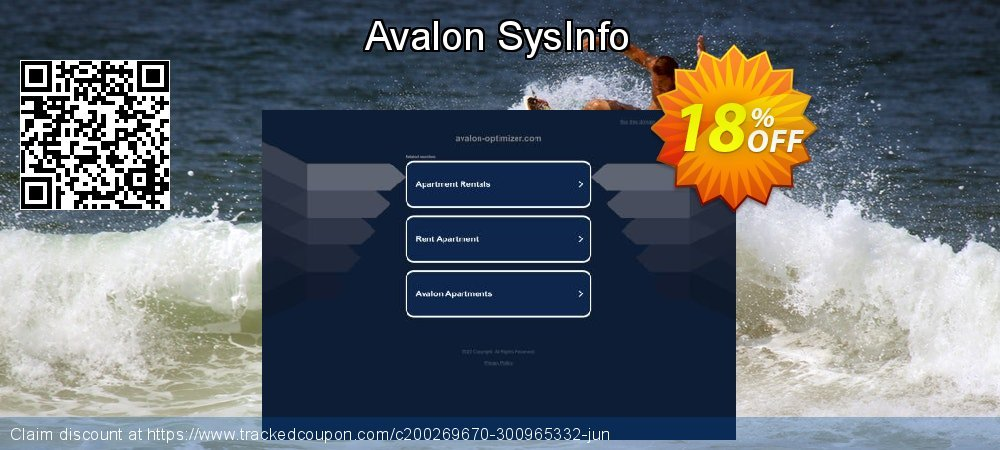 Avalon SysInfo coupon on Cheese Pizza Day discounts