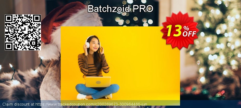 Batchzoid PRO coupon on IT Professionals Day promotions