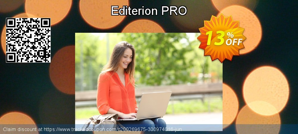 Editerion PRO coupon on American Chess Day offer