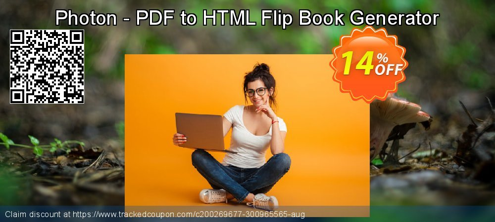 Photon - PDF to HTML Flip Book Generator coupon on Autumn offering discount