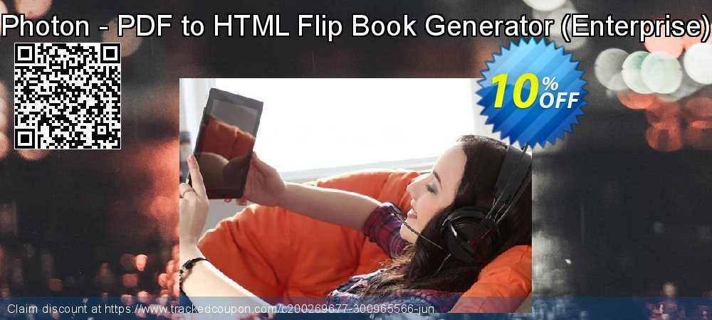 Photon - PDF to HTML Flip Book Generator - Enterprise  coupon on Native American Day offering sales