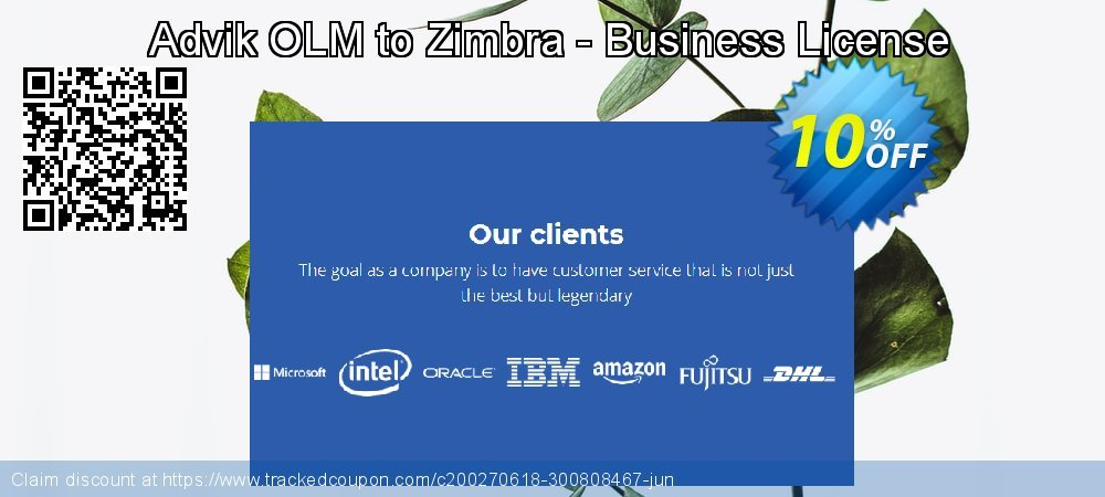 Advik OLM to Zimbra - Business License coupon on Back to School shopping offering sales