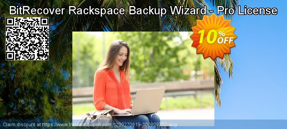 Claim 10% OFF Rackspace Backup Wizard - Pro License Coupon discount February, 2020