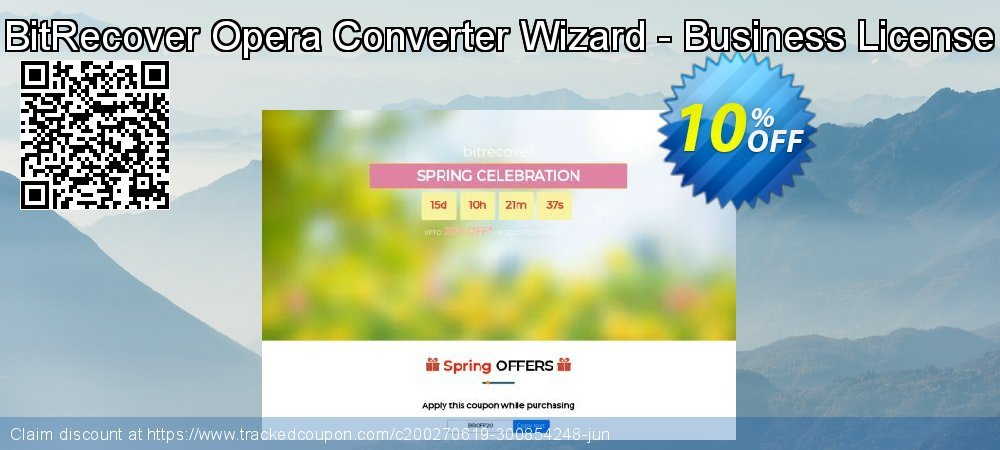 BitRecover Opera Converter Wizard - Business License coupon on National Family Day offering sales