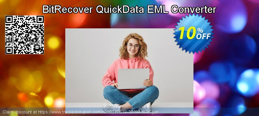 BitRecover QuickData EML Converter coupon on American Chess Day offering discount