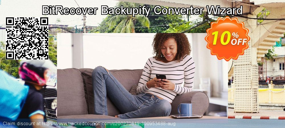BitRecover Backupify Converter Wizard coupon on 4th of July sales