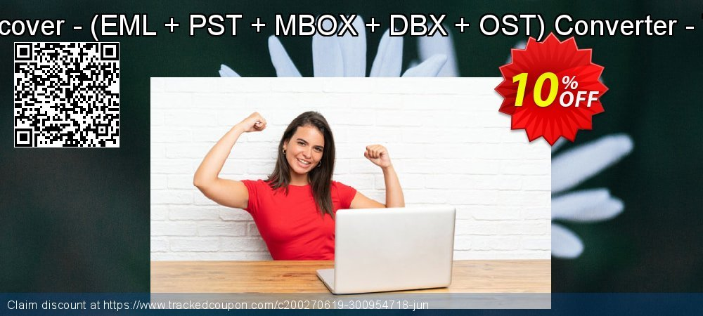 Bundle Offer BitRecover - - EML + PST + MBOX + DBX + OST Converter - Technician License coupon on University Student offer promotions