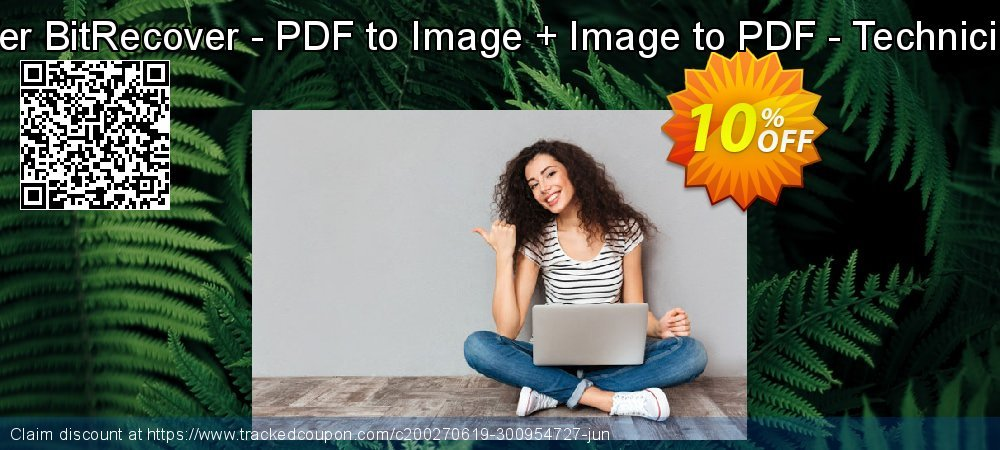 Bundle Offer BitRecover - PDF to Image + Image to PDF - Technician License coupon on Lunar New Year sales