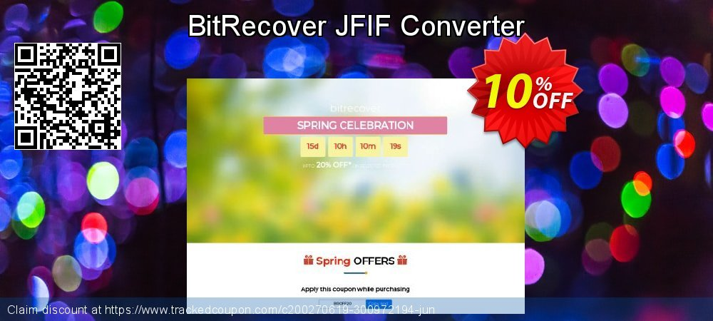 Claim 10% OFF JFIF Converter - Standard License Coupon discount February, 2020