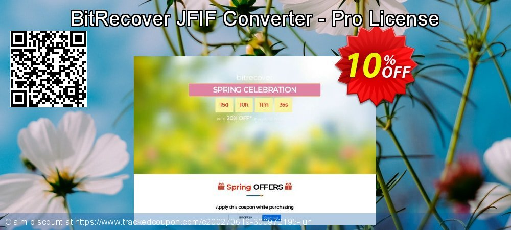 Claim 10% OFF JFIF Converter - Pro License Coupon discount February, 2020