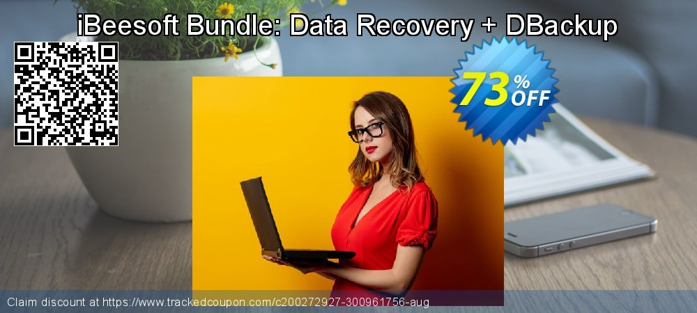 iBeesoft Bundle: Data Recovery + DBackup coupon on New Year offering discount