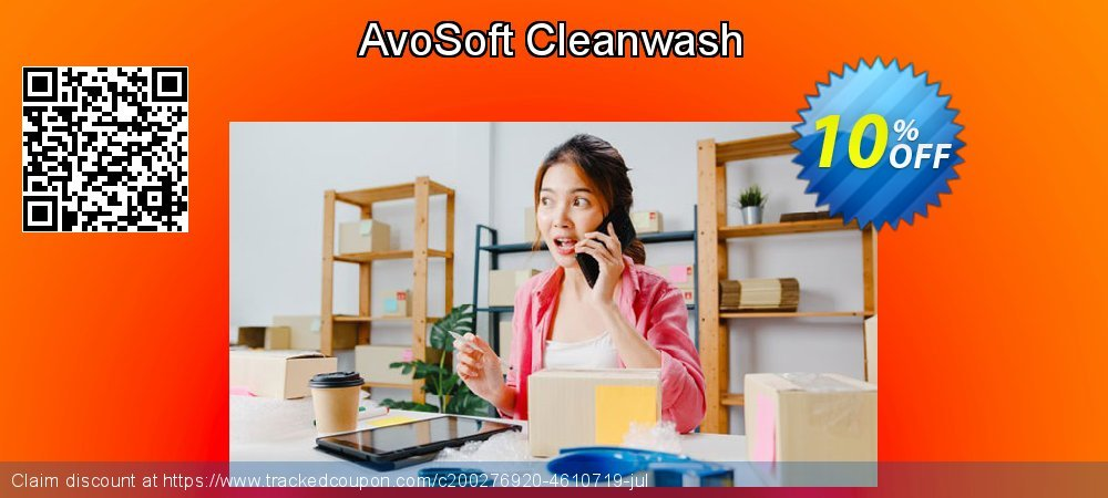 AvoSoft Cleanwash coupon on University Student offer sales