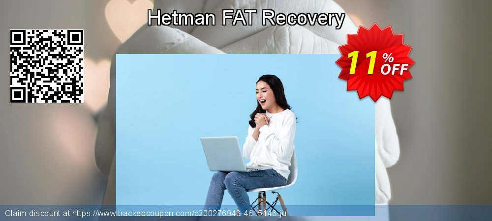 Claim 11% OFF Hetman FAT Recovery Coupon discount July, 2020