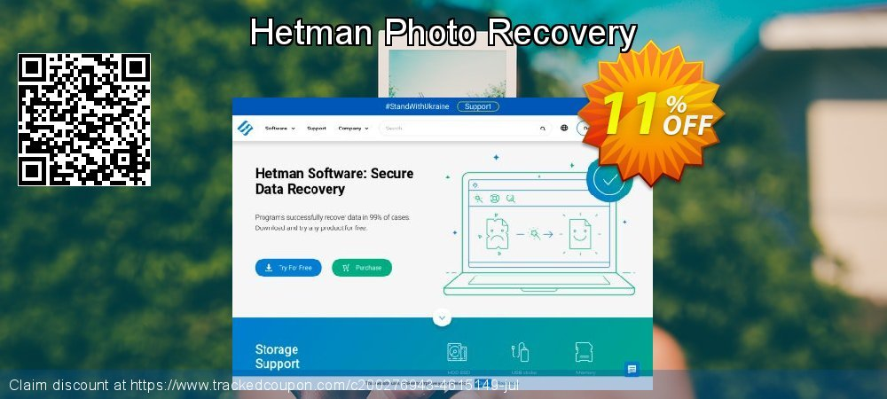 Claim 11% OFF Hetman Photo Recovery Coupon discount July, 2020