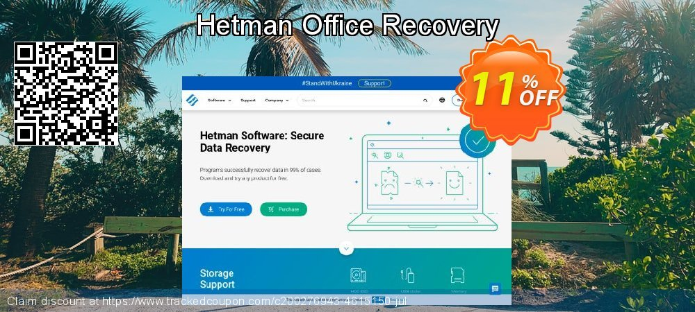 Claim 11% OFF Hetman Office Recovery Coupon discount July, 2020