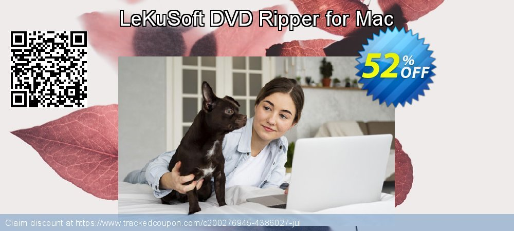 LeKuSoft DVD Ripper for Mac coupon on Lunar New Year deals