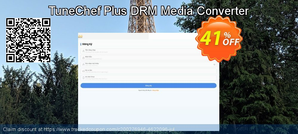TuneChef Plus DRM Media Converter coupon on Exclusive Student discount sales
