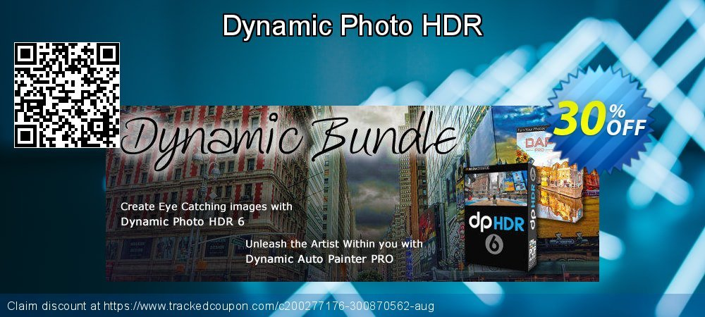Dynamic Photo HDR coupon on Happy New Year promotions