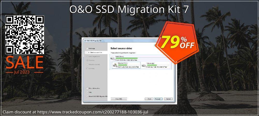 O&O SSD Migration Kit 7 coupon on Mom Day super sale