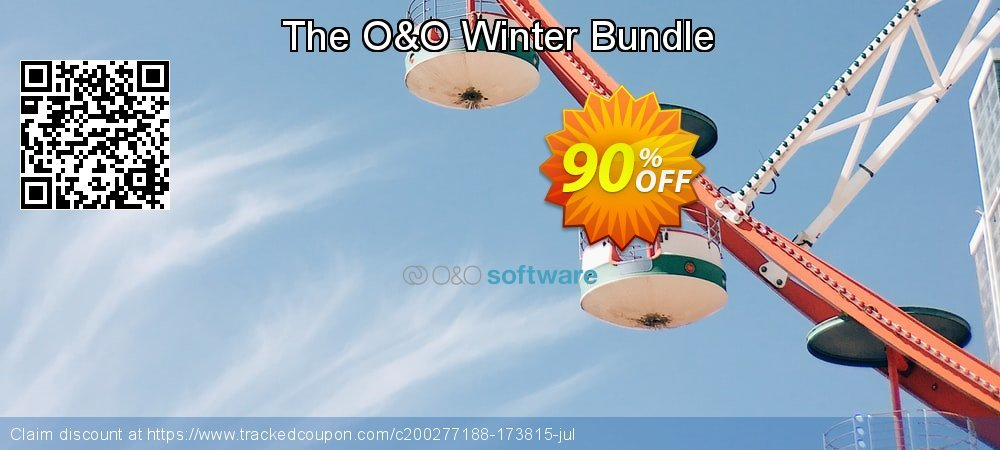 The O&O Summer Bundle coupon on World UFO Day offer