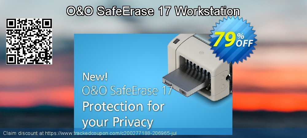 O&O SafeErase 15 Workstation coupon on Mothers Day discount