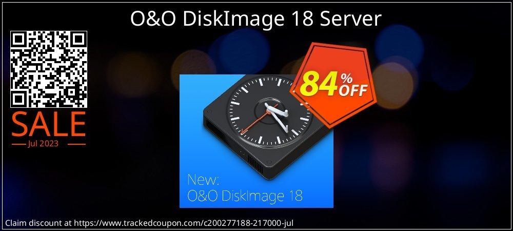 O&O DiskImage 16 Server coupon on Mom Day discount