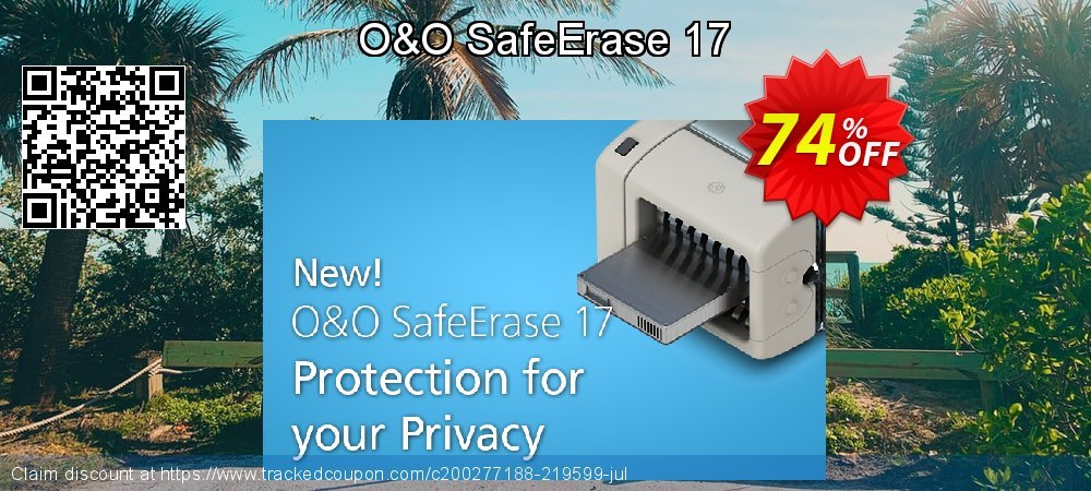 O&O SafeErase 16 coupon on Mothers Day deals