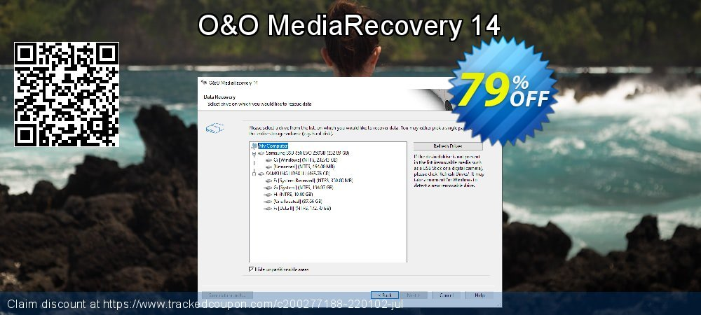 Claim 61% OFF O&O MediaRecovery Coupon discount October, 2019
