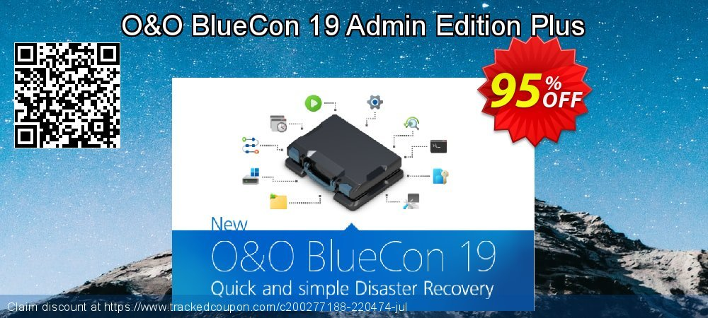 Claim 50% OFF O&O BlueCon 17 Admin Edition Plus Coupon discount August, 2020