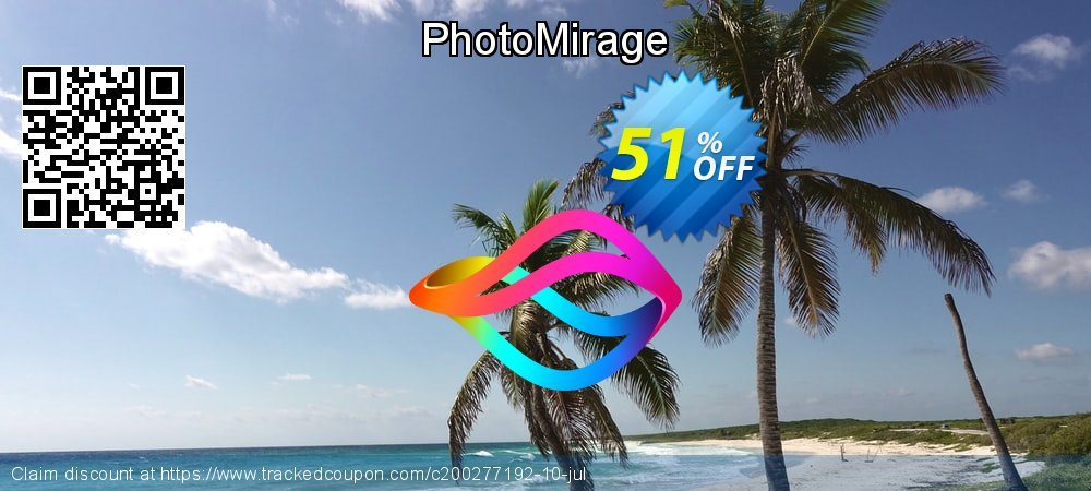 PhotoMirage coupon on Christmas Day offering sales