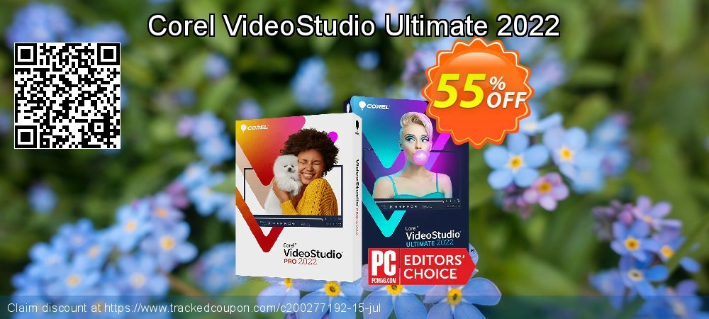 Corel VideoStudio Ultimate 2021 coupon on National Noodle Day promotions