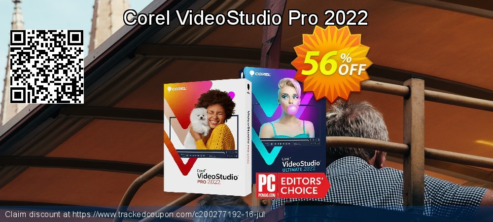 Corel VideoStudio Pro 2021 coupon on Read Across America Day offer