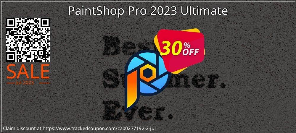 PaintShop Pro 2021 Ultimate coupon on National Bikini Day deals