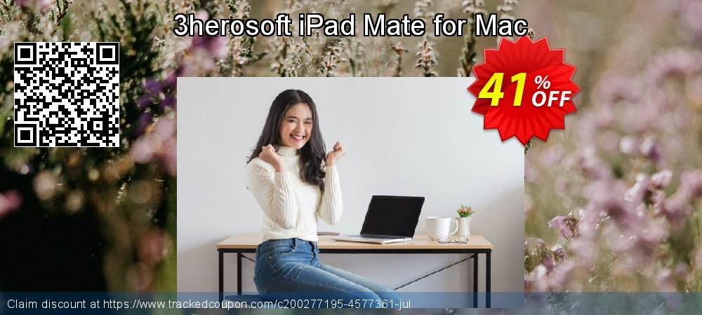3herosoft iPad Mate for Mac coupon on Summer promotions