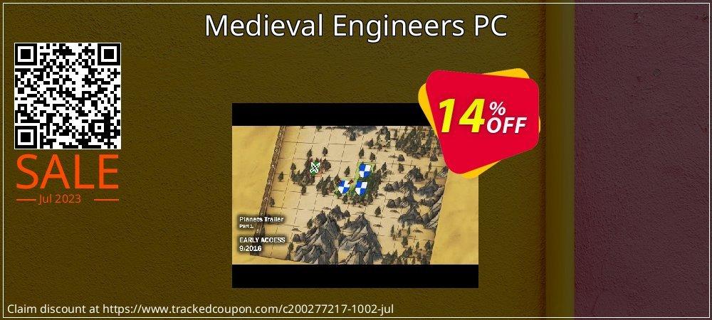 Get 10% OFF Medieval Engineers PC offering sales