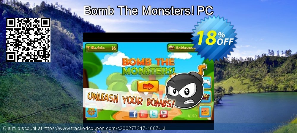 Get 10% OFF Bomb The Monsters! PC deals