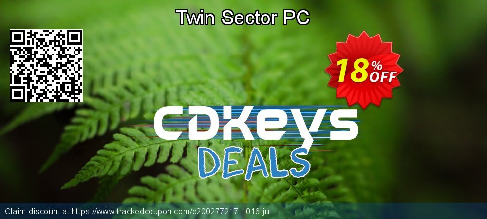 Twin Sector PC coupon on Cheese Pizza Day discounts