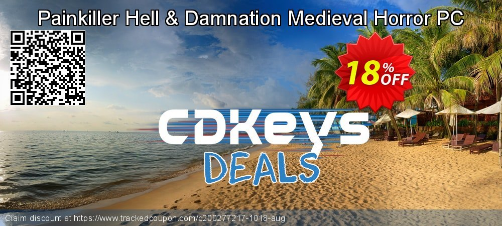 Painkiller Hell & Damnation Medieval Horror PC coupon on Grandparents Day sales