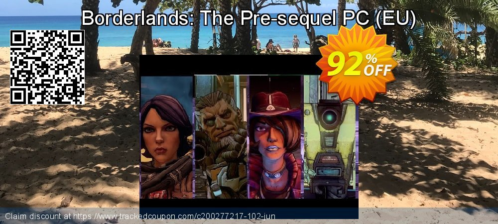 Borderlands: The Pre-sequel PC - EU  coupon on Mom Day discounts