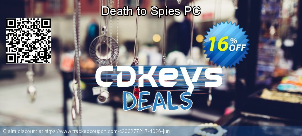 Death to Spies PC coupon on Autumn promotions