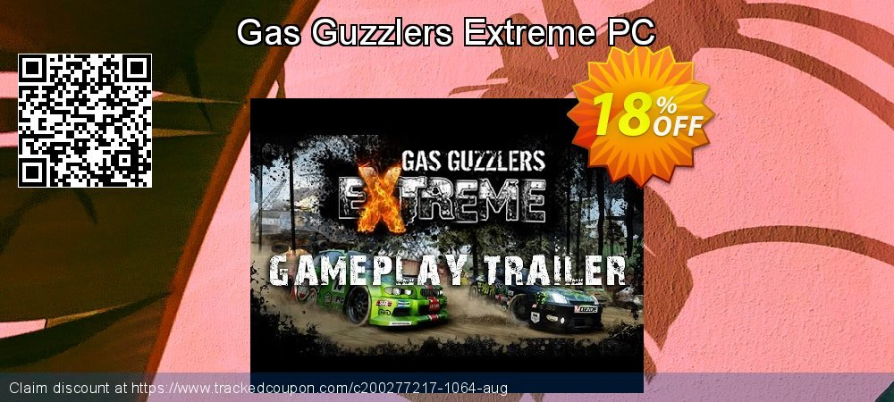Gas Guzzlers Extreme PC coupon on American Chess Day deals
