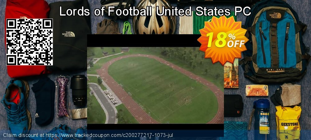 Get 10% OFF Lords of Football United States PC offering sales