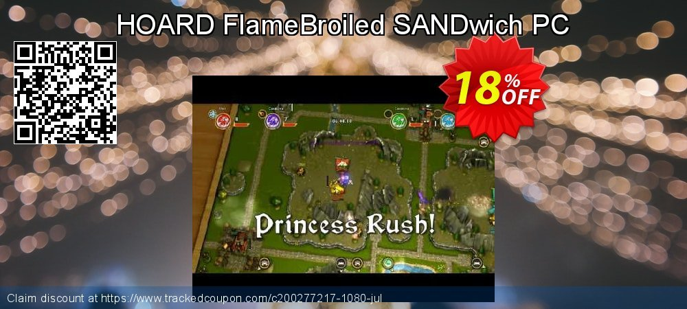 HOARD FlameBroiled SANDwich PC coupon on Sexual Health Day promotions