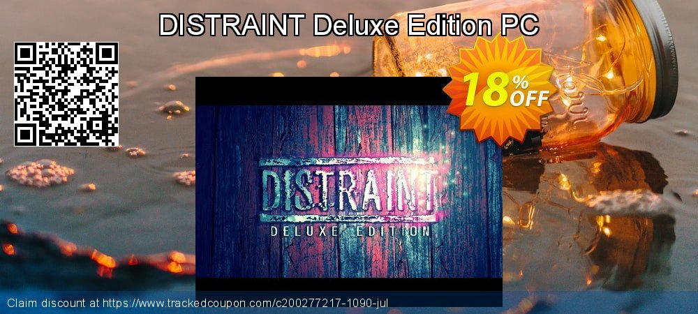 DISTRAINT Deluxe Edition PC coupon on National Singles Day sales