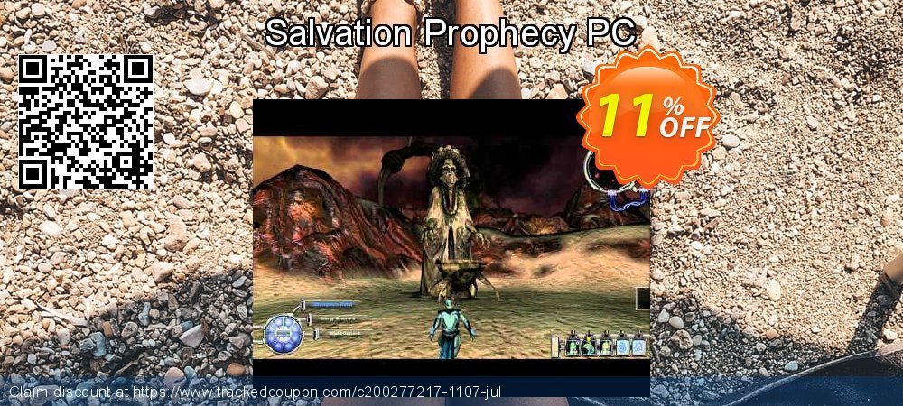 Salvation Prophecy PC coupon on National Singles Day promotions