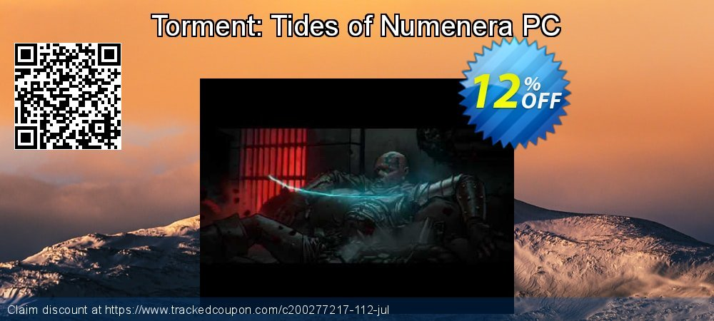 Torment: Tides of Numenera PC coupon on Mom Day promotions
