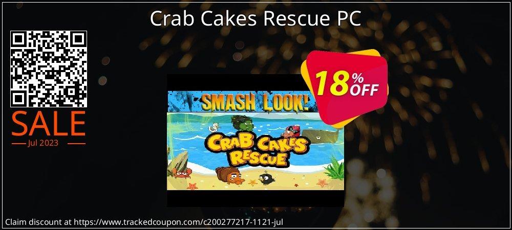 Get 10% OFF Crab Cakes Rescue PC discount