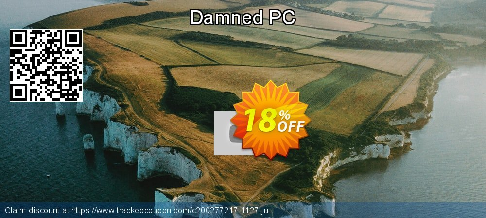 Damned PC coupon on Lazy Mom's Day deals