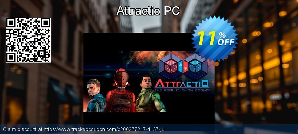 Attractio PC coupon on Grandparents Day offer