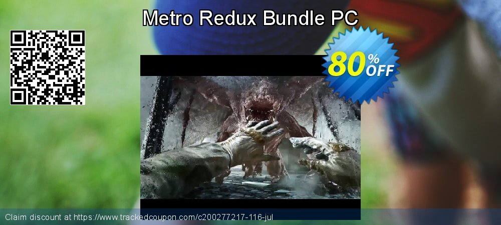 Metro Redux Bundle PC coupon on Mom Day discount